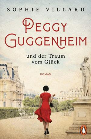 Cover Sophie Villard, Peggy Guggenheim