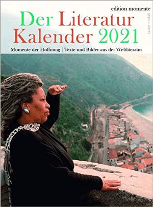 Cover Der Literatur Kalender 2021