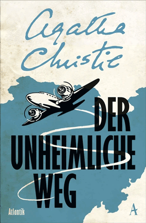 Cover Agatha Christie, Der unheimliche Weg
