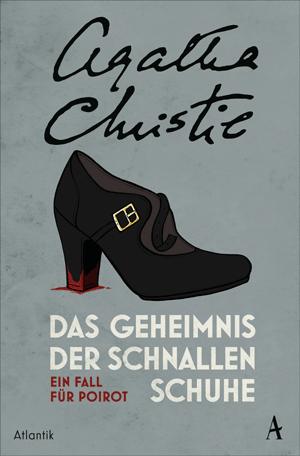 Cover Agatha Christie, Das Geheimnis der Schnallenschuhe