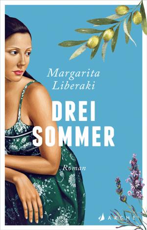 Cover Margarita Liberaki, Drei Sommer