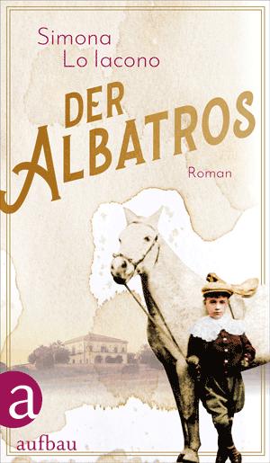 Cover Simona Lo Iacono, Der Albatros